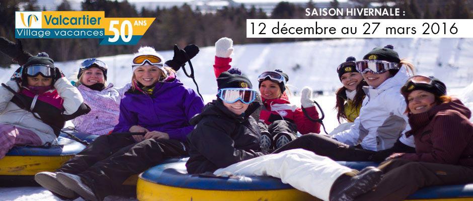 Village Vacances Valcartier-hiver
